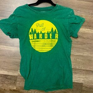Full of Wander Graphic T